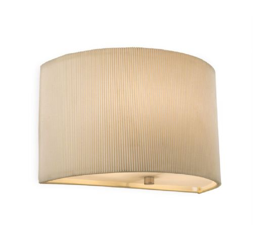 Firstlight 8632CR Cream Clio Wall Light